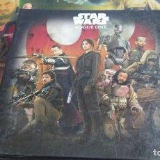 Coleccionismo Álbumes: ALBUM STAR WARS ROGUE ONE LECLERC 52/54 EN FRANCES (LEER DESCRIPCIÓN). Lote 243829725