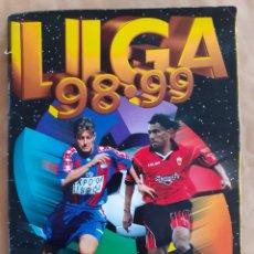 Coleccionismo Álbumes: ALBUM LFP LIGA ESTE AÑO 98/99 199 CROMOS. Lote 244584200