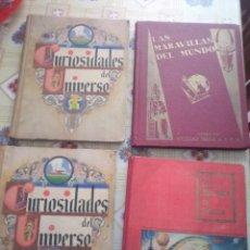 Coleccionismo Álbumes: LOTE ÁLBUMES CROMOS NESTLÉ. Lote 244878155