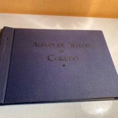 Coleccionismo Álbumes: ALBUM DE SELLOS DE CORREOS. Lote 246145815