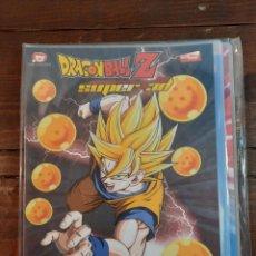 Coleccionismo Álbumes: ALBUM DRAGON BALL Z SUPER 3D LAMINCARDS - MUNDICROMO SPORT (NUEVO). Lote 246171375