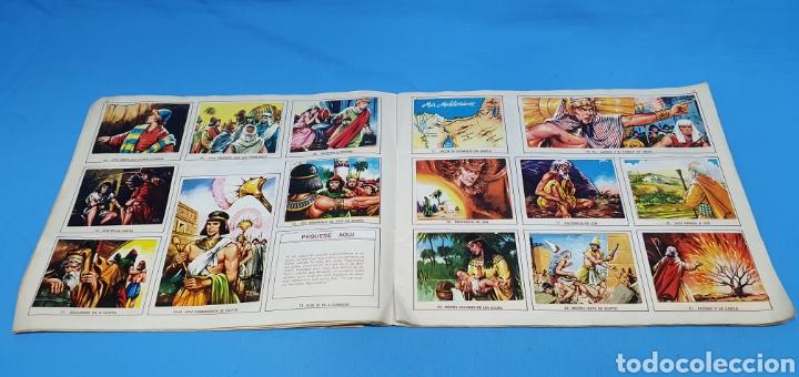 Coleccionismo Álbumes: EL ANTIGUO TESTAMENTO - EDITORIAL FERMA - 1968 - Foto 7 - 246672410