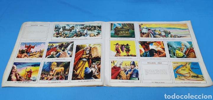 Coleccionismo Álbumes: EL ANTIGUO TESTAMENTO - EDITORIAL FERMA - 1968 - Foto 9 - 246672410