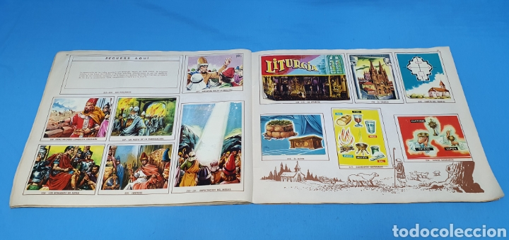 Coleccionismo Álbumes: EL ANTIGUO TESTAMENTO - EDITORIAL FERMA - 1968 - Foto 16 - 246672410
