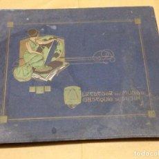 Coleccionismo Álbumes: ALBUM DE CROMOS ALREDEDOR DEL MUNDO OBSEQUIO DE SUSINI. Lote 248118360