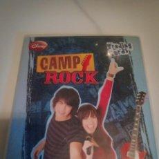 Coleccionismo Álbumes: ÁLBUM DE CROMOS CAMP ROCK PANINI. Lote 248503970