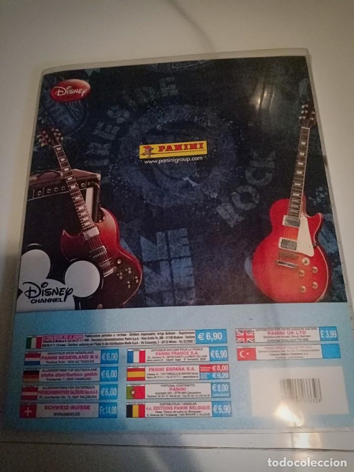 Coleccionismo Álbumes: Álbum de cromos Camp Rock Panini - Foto 2 - 248503970