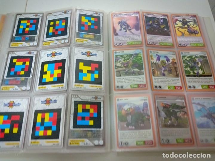 Coleccionismo Álbumes: Álbum de cromos InviZimals Panini - Foto 2 - 248504380