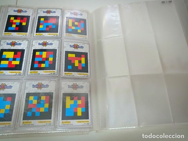 Coleccionismo Álbumes: Álbum de cromos InviZimals Panini - Foto 5 - 248504380