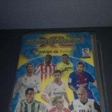 Coleccionismo Álbumes: T1A14. ALBUM DE CROMOS INCOMPLETO. ADRENALYN 2017 18. 429 CROMOS. Lote 250124700