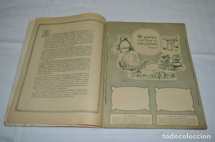 Coleccionismo Álbumes: Álbum vacío - Álbum I / MARAVILLAS del MUNDO - Editorial BRUGUERA - Años 50 - Buen estado - ¡Mirar! - Foto 6 - 250248735