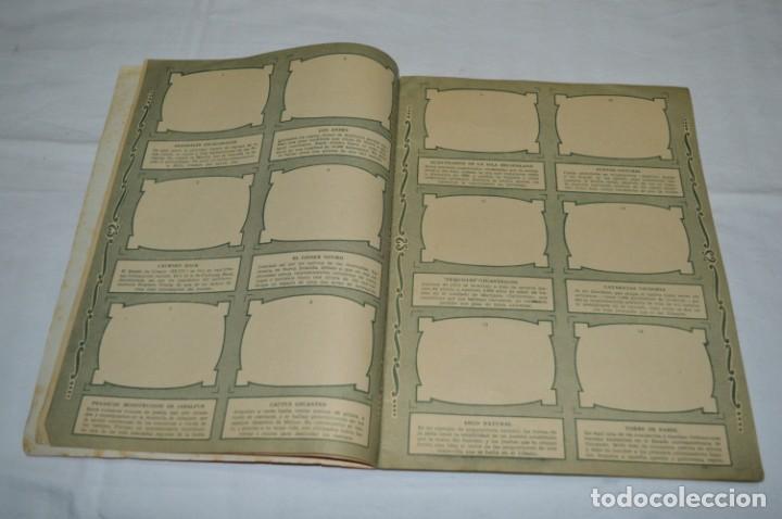 Coleccionismo Álbumes: Álbum vacío - Álbum I / MARAVILLAS del MUNDO - Editorial BRUGUERA - Años 50 - Buen estado - ¡Mirar! - Foto 7 - 250248735
