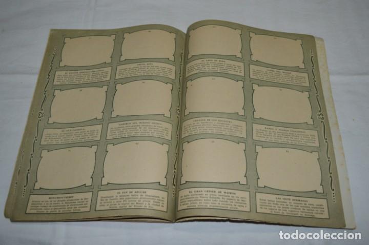 Coleccionismo Álbumes: Álbum vacío - Álbum I / MARAVILLAS del MUNDO - Editorial BRUGUERA - Años 50 - Buen estado - ¡Mirar! - Foto 14 - 250248735