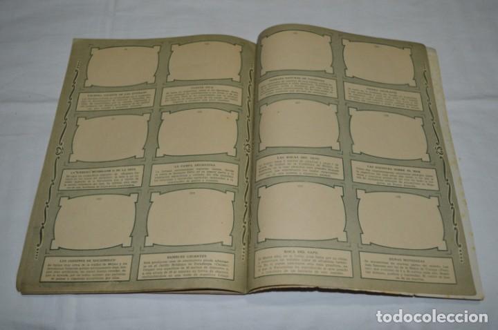 Coleccionismo Álbumes: Álbum vacío - Álbum I / MARAVILLAS del MUNDO - Editorial BRUGUERA - Años 50 - Buen estado - ¡Mirar! - Foto 15 - 250248735