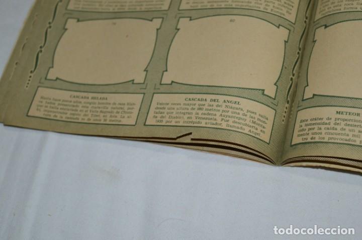 Coleccionismo Álbumes: Álbum vacío - Álbum I / MARAVILLAS del MUNDO - Editorial BRUGUERA - Años 50 - Buen estado - ¡Mirar! - Foto 20 - 250248735