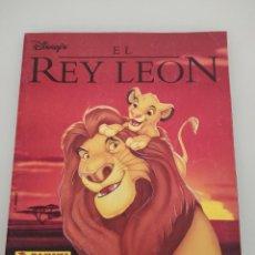 Coleccionismo Álbumes: ALBUM DE CROMOS EL REY LEÓN. Lote 257526095