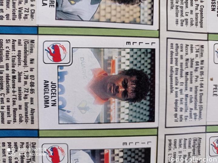 Coleccionismo Álbumes: Album de fútbol Foot 90 en images. Panini ligue 1 (liga francesa) - Foto 6 - 258871330
