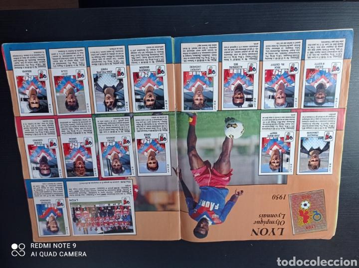 Coleccionismo Álbumes: Album de fútbol Foot 90 en images. Panini ligue 1 (liga francesa) - Foto 7 - 258871330