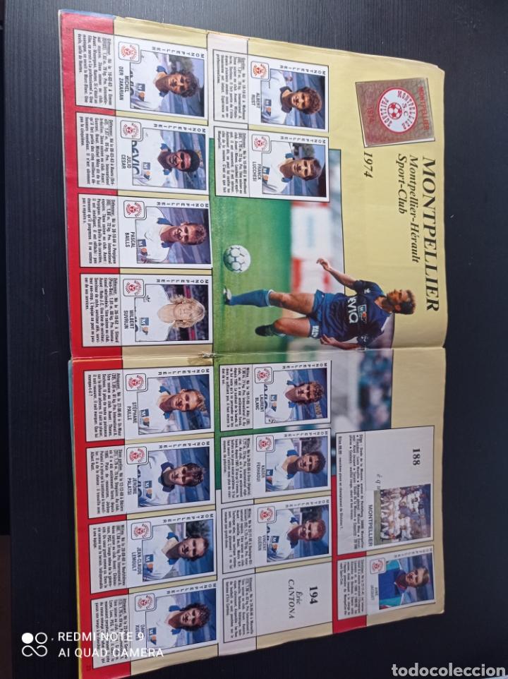 Coleccionismo Álbumes: Album de fútbol Foot 90 en images. Panini ligue 1 (liga francesa) - Foto 12 - 258871330