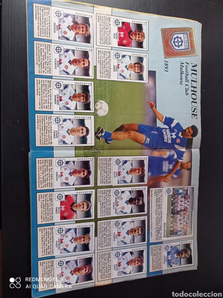 Coleccionismo Álbumes: Album de fútbol Foot 90 en images. Panini ligue 1 (liga francesa) - Foto 14 - 258871330