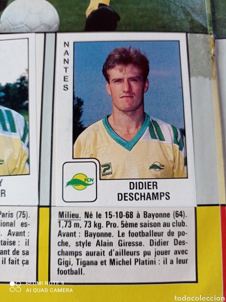 Coleccionismo Álbumes: Album de fútbol Foot 90 en images. Panini ligue 1 (liga francesa) - Foto 16 - 258871330