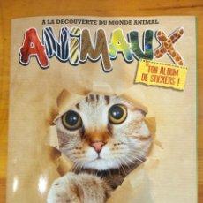 Coleccionismo Álbumes: ALBUM ANIMALES 2019 VACÍO. Lote 203537131