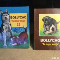 Collezionismo Album: 2 ÁLBUM BOLLYCAO - TU MEJOR AMIGO ( 24 CROMOS ) - TU MEJOR AMIGO II - (30 CROMOS ). Lote 260821275