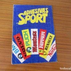 Coleccionismo Álbumes: ADHESIVAS SPORT EDITA. Lote 261181985