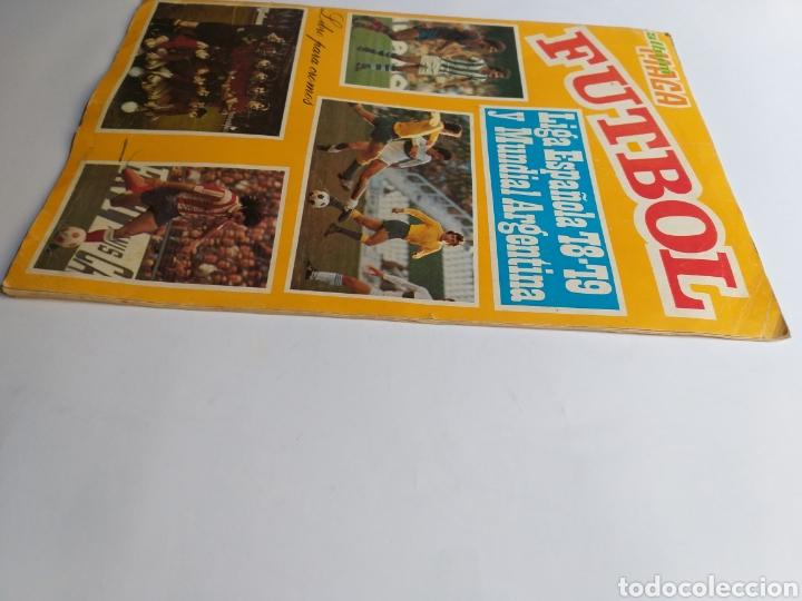 Coleccionismo Álbumes: Álbum maga fútbol liga española 78-79 y mundial Argentina. Incompleto - Foto 4 - 262279700
