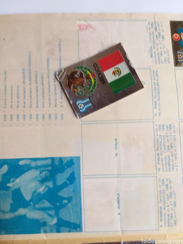 Coleccionismo Álbumes: Álbum maga fútbol liga española 78-79 y mundial Argentina. Incompleto - Foto 8 - 262279700