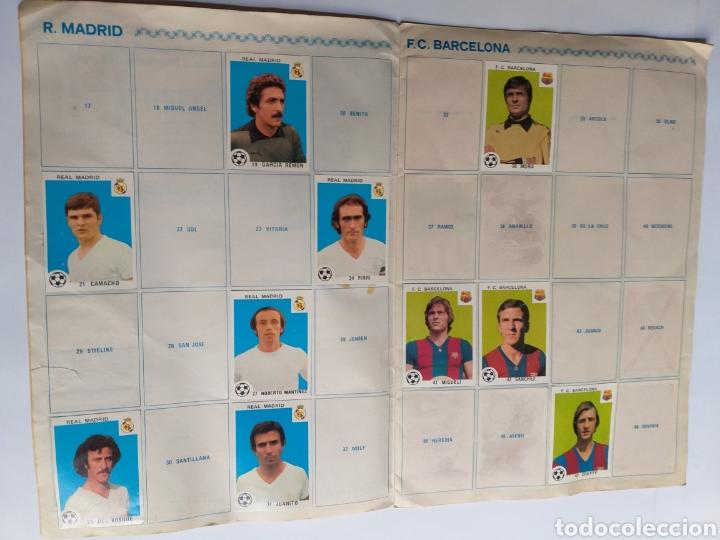 Coleccionismo Álbumes: Álbum maga fútbol liga española 78-79 y mundial Argentina. Incompleto - Foto 9 - 262279700