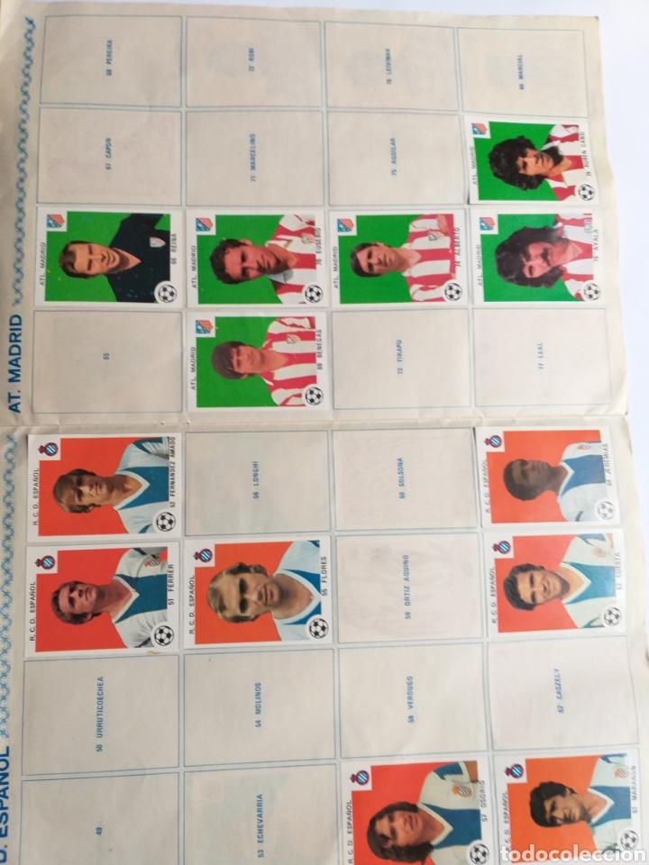 Coleccionismo Álbumes: Álbum maga fútbol liga española 78-79 y mundial Argentina. Incompleto - Foto 10 - 262279700