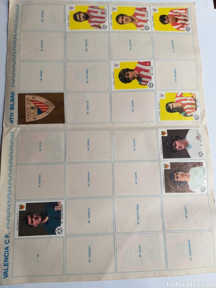 Coleccionismo Álbumes: Álbum maga fútbol liga española 78-79 y mundial Argentina. Incompleto - Foto 11 - 262279700