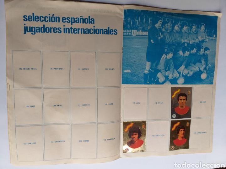 Coleccionismo Álbumes: Álbum maga fútbol liga española 78-79 y mundial Argentina. Incompleto - Foto 13 - 262279700