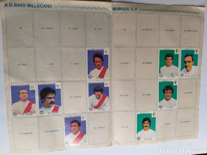 Coleccionismo Álbumes: Álbum maga fútbol liga española 78-79 y mundial Argentina. Incompleto - Foto 14 - 262279700