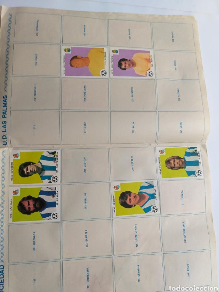 Coleccionismo Álbumes: Álbum maga fútbol liga española 78-79 y mundial Argentina. Incompleto - Foto 15 - 262279700