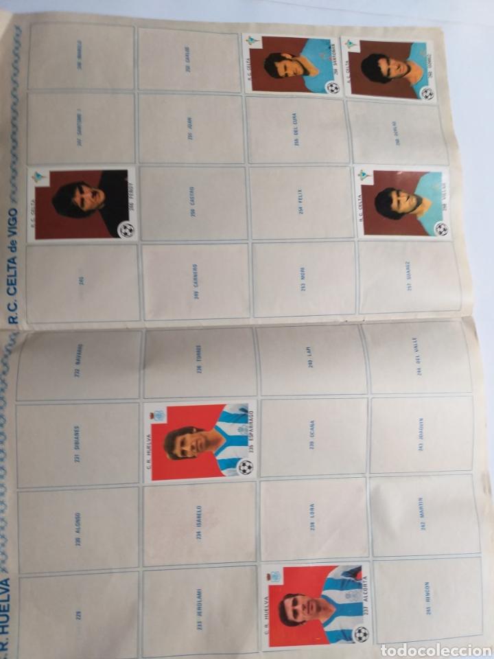 Coleccionismo Álbumes: Álbum maga fútbol liga española 78-79 y mundial Argentina. Incompleto - Foto 16 - 262279700