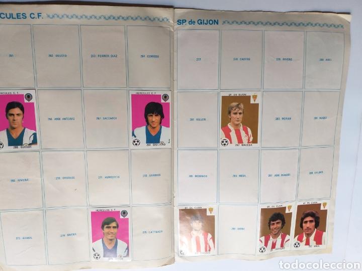 Coleccionismo Álbumes: Álbum maga fútbol liga española 78-79 y mundial Argentina. Incompleto - Foto 17 - 262279700