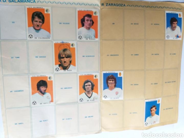 Coleccionismo Álbumes: Álbum maga fútbol liga española 78-79 y mundial Argentina. Incompleto - Foto 18 - 262279700