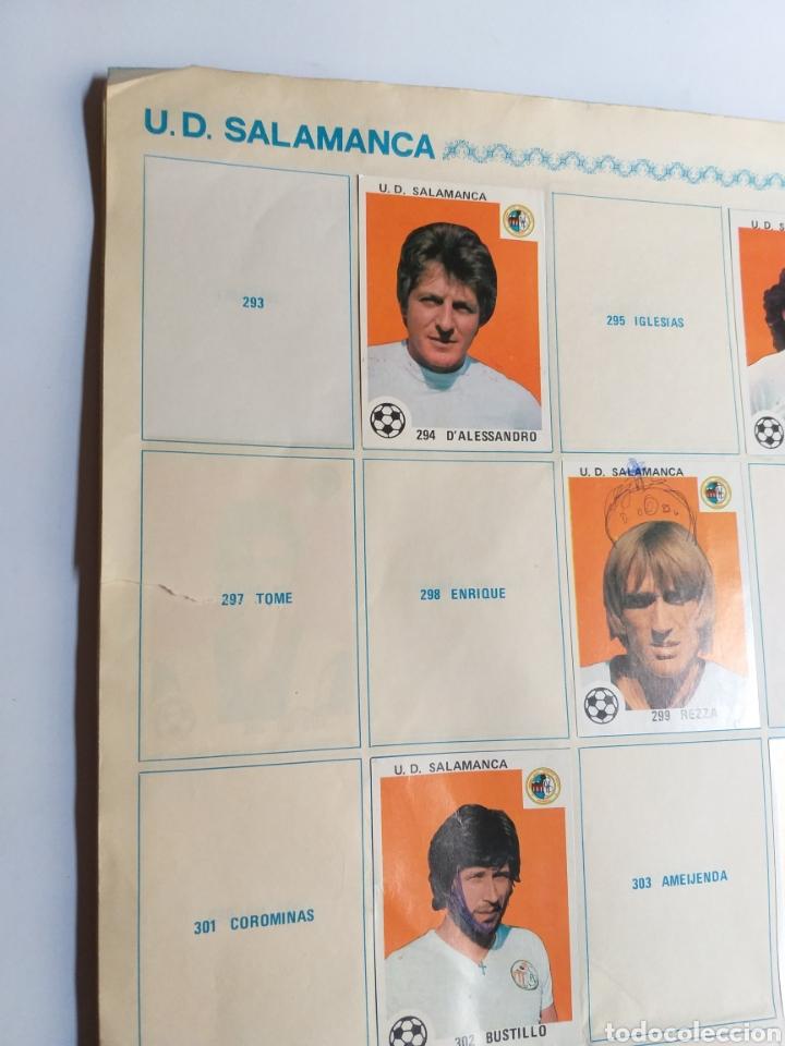 Coleccionismo Álbumes: Álbum maga fútbol liga española 78-79 y mundial Argentina. Incompleto - Foto 19 - 262279700
