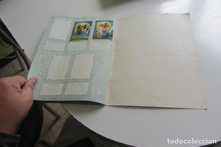 Coleccionismo Álbumes: ÁLBUM DE CROMOS - BANDERAS DEL UNIVERSO - EDITORIAL BRUGUERA FALTAN 41 DE 128 AÑO 1956. arx99 - Foto 8 - 263189430