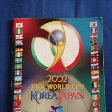 Collectionnisme Albums: ÁLBUM MUNDIAL 2002 KOREA Y JAPÓN SOLO FALTAN 2 CROMOS VER FOTOGRAFIAS. Lote 267480989