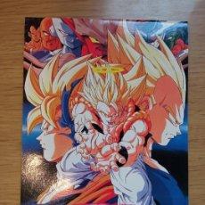 Coleccionismo Álbumes: DRAGON BALL ALBUM PARA STICKERS VACIO. Lote 268764369