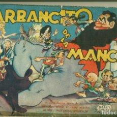 Collectionnisme Albums: ALBUM DE GARBANCITO DE LA MANCHA DE BARLET Y BLAY A FALTA DE LOS Nº 1 Y 5. Lote 268767574