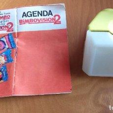 Coleccionismo Álbumes: LOTE 50 CROMOS BIMBO VISION2 , VISOR Y ALBUM - VER FOTOS. Lote 268911194