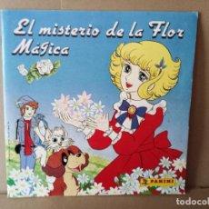 Coleccionismo Álbumes: ALBUM IMCOMPLETO - CANDY CANDY - EL MISTERIO DE LA FLOR MAGICA. Lote 269287118