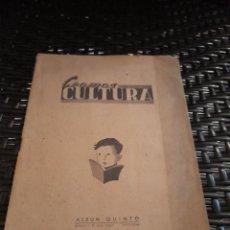 Coleccionismo Álbumes: CROMOS CULTURA , EL GATO NEGRO .. Lote 269615538