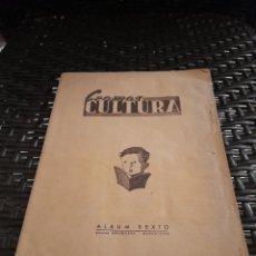 Coleccionismo Álbumes: CROMOS CULTURA , EL GATO NEGRO .. Lote 269618498
