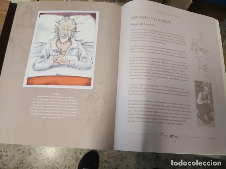 Coleccionismo Álbumes: Album incompleto COLECCIÓn 120 CROMOS DON QUIJOTE DE LA MANCHA (día, jsp, millac) Faltan 9.Ver fotos - Foto 10 - 271880653