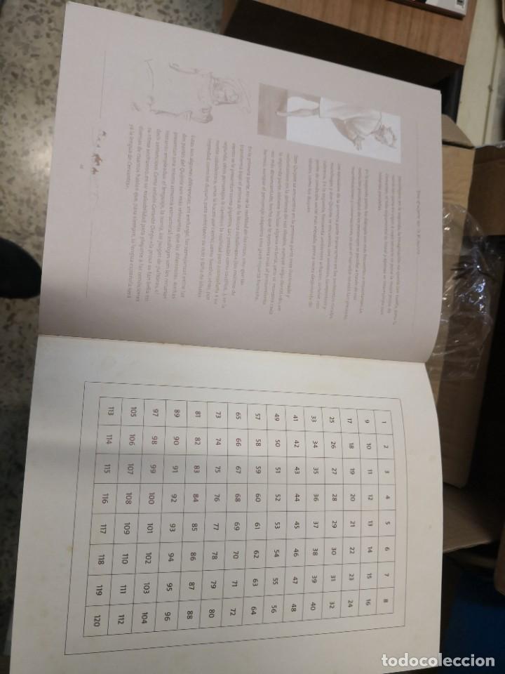 Coleccionismo Álbumes: Album incompleto COLECCIÓn 120 CROMOS DON QUIJOTE DE LA MANCHA (día, jsp, millac) Faltan 9.Ver fotos - Foto 12 - 271880653